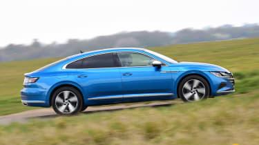Volkswagen Arteon driving - side