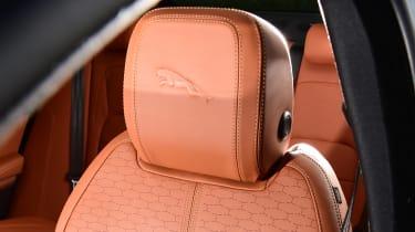 Jaguar XF saloon headrest