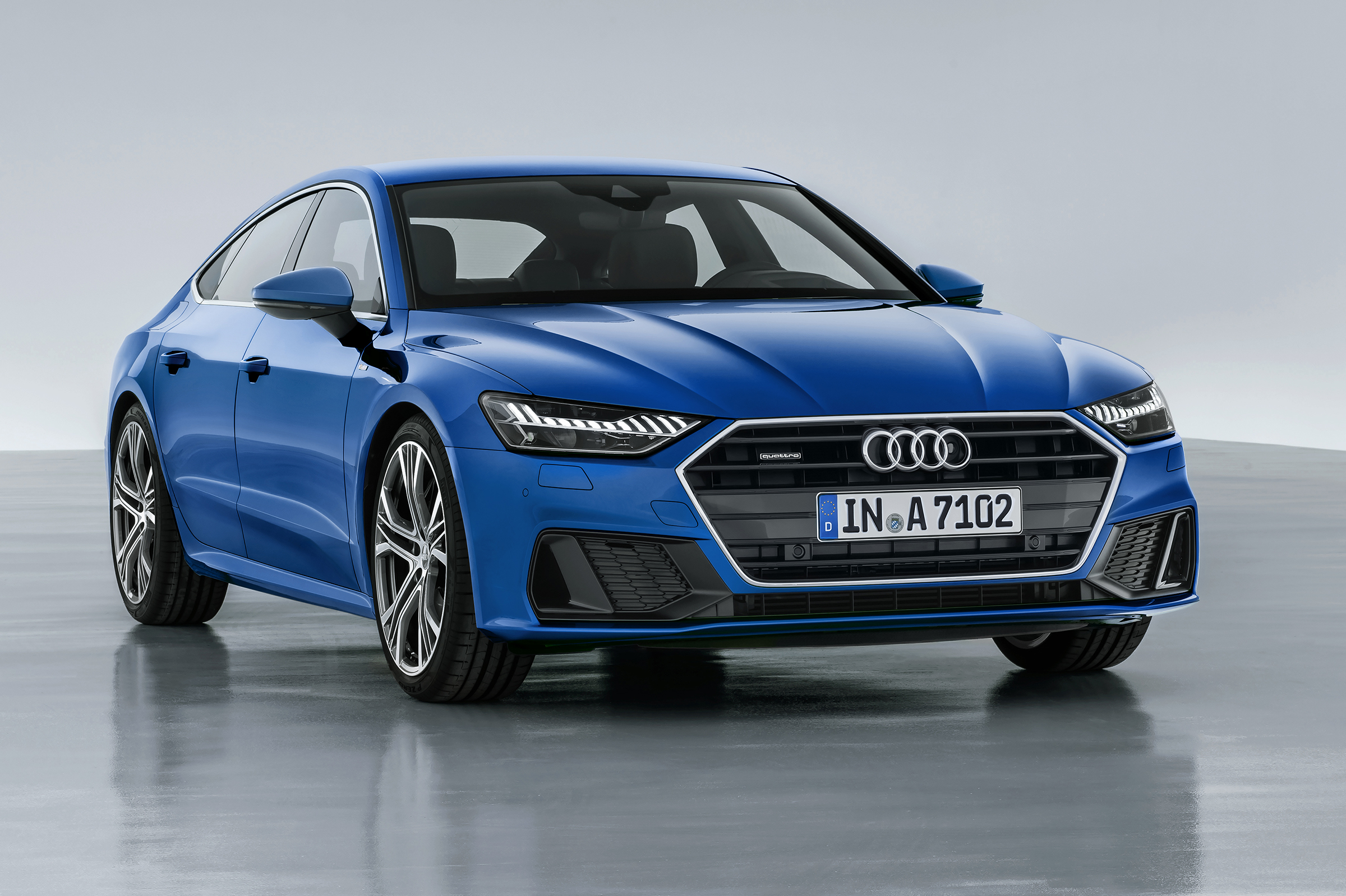New Audi A7 Sportback On Sale Now Carbuyer