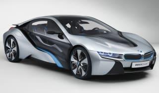 BMW i8 2013 main