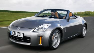 Nissan 350Z front