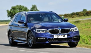 BMW 5 Series Touring Best Buy cutout