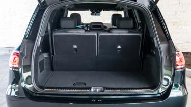 Mercedes GLS SUV boot
