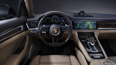 2020 Porsche Panamera 4S E-Hybrid interior