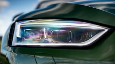 Audi RS5 Sportback headlights