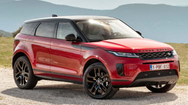 Range Rover Evoque 2019 front quarter