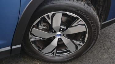 Subaru Forester wheel