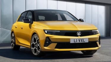 New 2021 Vauxhall Astra