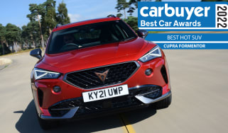 Best Hot SUV: Cupra Formentor