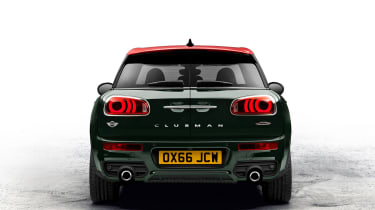 With 228bhp, the Clubman JCW offers serious performance