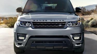 Range Rover Sport 2013 front