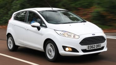 The Fiesta has a comfortable yet polished ride with plenty of grip, while engine and road noise are suppressed, so long journeys aren't a chore.