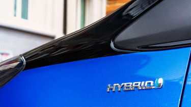 The Yaris Hybrid also uses a 1.5-litre petrol engine, along with an electric motor
