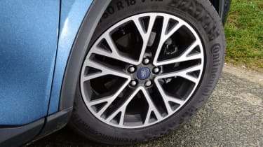 Ford Kuga alloy wheel