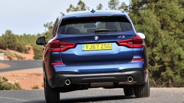 The 2.0-litre diesel is the economy star, returning up to 56.5mpg