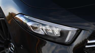 Mercedes-AMG A 35 Saloon headlights
