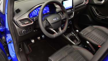 2020 Ford Puma - interior cabin