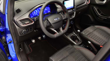 2020 Ford Puma - interior cabin
