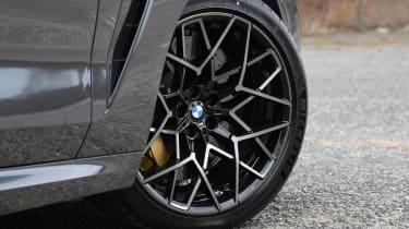 BMW M8 Convertible alloy wheels