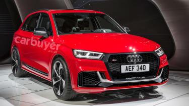Audi RS Q5 render