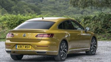 VW Arteon R-Line rear view
