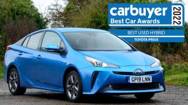 Best Used Hybrid Car: Toyota Prius