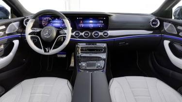 2021 Mercedes CLS - interior