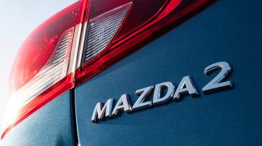 Mazda2 badge
