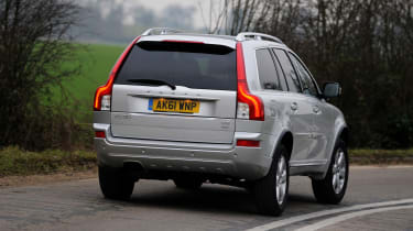 used volvo xc90 rear