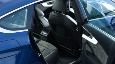 If you often carry passengers, the improved access and rear headroom of the Sportback easily beats the Coupe