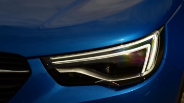 Top-spec Elite Nav cars get LED headlights
