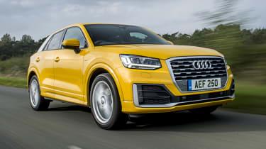 Audi Q2 - front 3/4