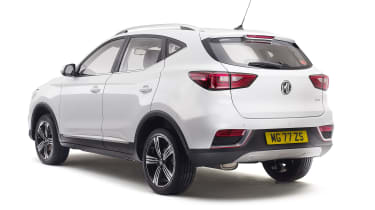 MG ZS Limited Edition - rear quarter