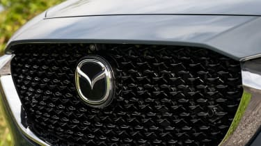 Mazda CX-30 SUV grille