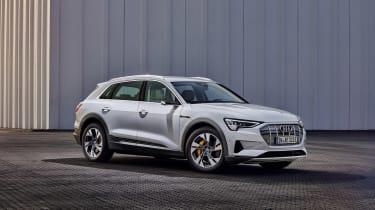 Audi e-tron 50 quattro static