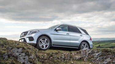 Quiet, relaxed cruising is one of the GLE 500e's greatest talents