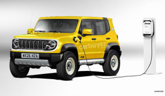 Baby Jeep exclusive image