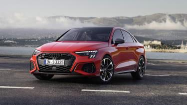2020 Audi S3 Saloon