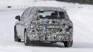 BMW 2 Series Active Tourer prototype - rear view
