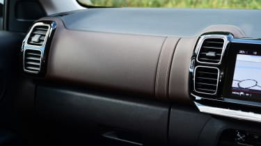 Citroen C5 Aircross SUV dashboard