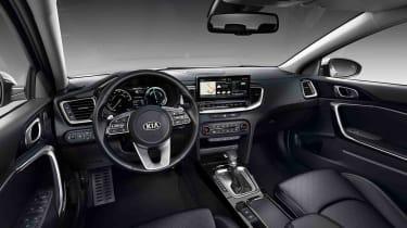 Kia XCeed PHEV interior