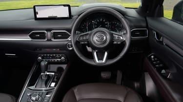 Mazda CX-5 SUV interior