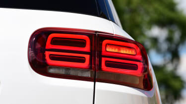Citroen C5 Aircross SUV rear lights