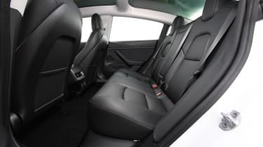 Tesla Model 3 saloon 2020 - Practicality & boot space ...