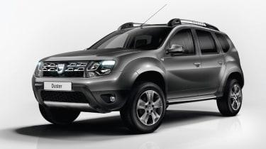 Dacia duster compact suv 2013 main