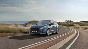 2019 Ford S-Max - dynamic front 3/4