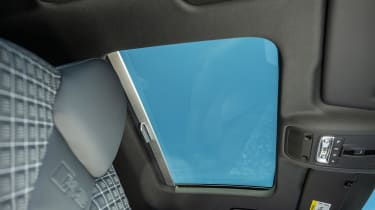 Audi RS3 sunroof