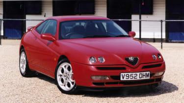 1999 Alfa Romeo GTV - front