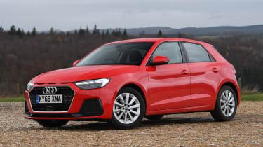 Audi A1 2019 front quarter