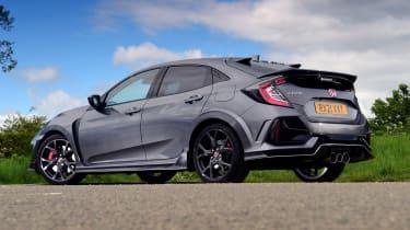 Honda Civic Type R Sport Line rear 3/4 static